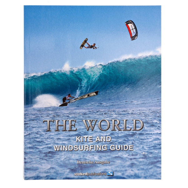 Kite und Windsurf Guide Buch World (Deutsche Ausgabe)