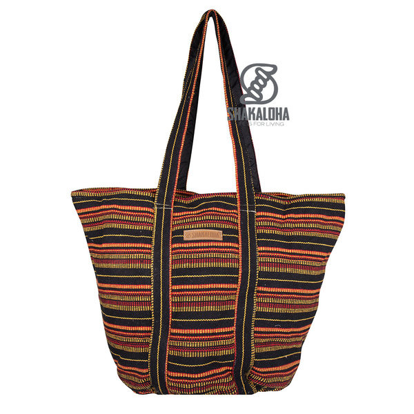 Shakaloha Heach Bag Striped