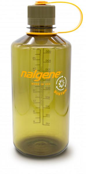 Nalgene Trinkflasche 'EH Sustain' 1 L Oliv