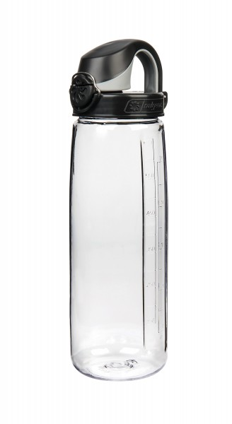 NALGENE® Everyday OTF 0,7L Trink Flasche Transparent/ Black