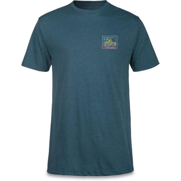 Dakine 24Seven Herren T-Shirt Navy Heather
