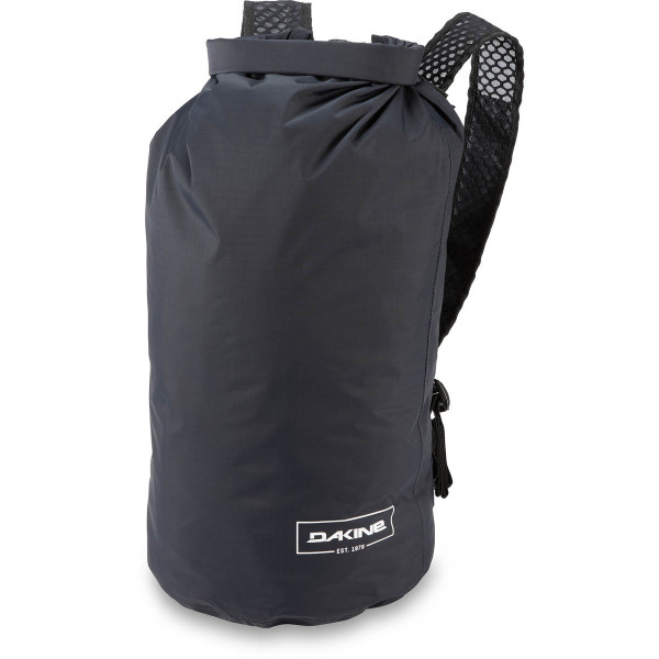 Dakine Packable Rolltop Dry Pack 30L wasserdichter Rucksack Black