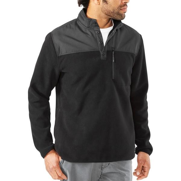 Dakine Dexter Novelty Fleece Fleece Sweatshirt / Pullover für Herren Black