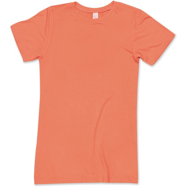 Dakine Viviana Skinny Tee Damen T-Shirt Apricot