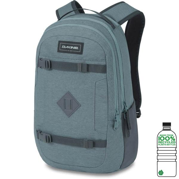 Dakine URBN Mission Pack 18L Rucksack mit iPad/Laptop Fach Lead Blue