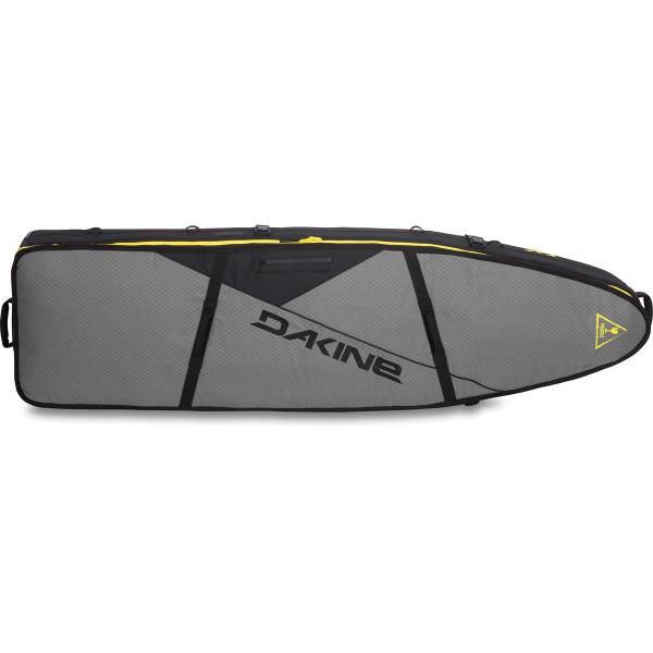 Dakine World Traveler Surfboard Bag Quad 7'6'' Surf Boardbag Carbon (Thruster)