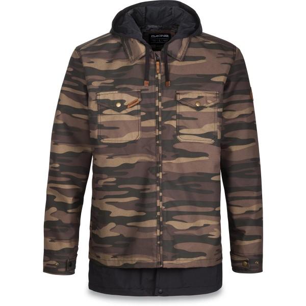 Dakine Sutherland Jacket Herren Ski- / Snowboard Jacke Field Camo / Black