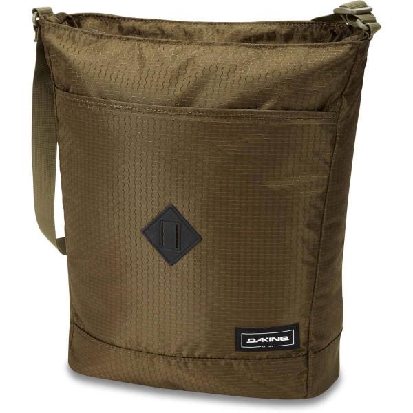 Dakine Infinity Tote Pack 19L Tasche  mit Laptopfach Dark Olive Dobby