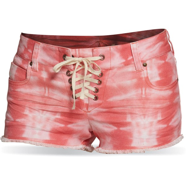 Dakine Hanalei Lace Up Short Damen Short Poppy Tie Dye - Größe 5
