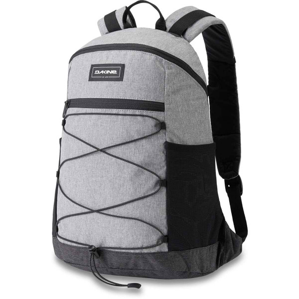 Dakine WNDR Pack 18L Rucksack Greyscale