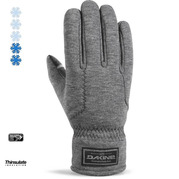 Dakine Belmont Glove Herren Fleece Handschuhe Shadow