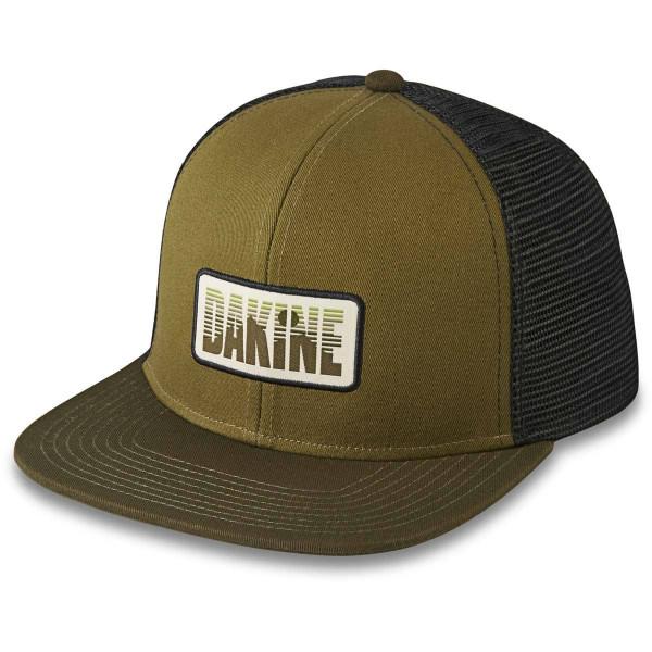 Dakine Skyline Trucker Cap Dark Olive