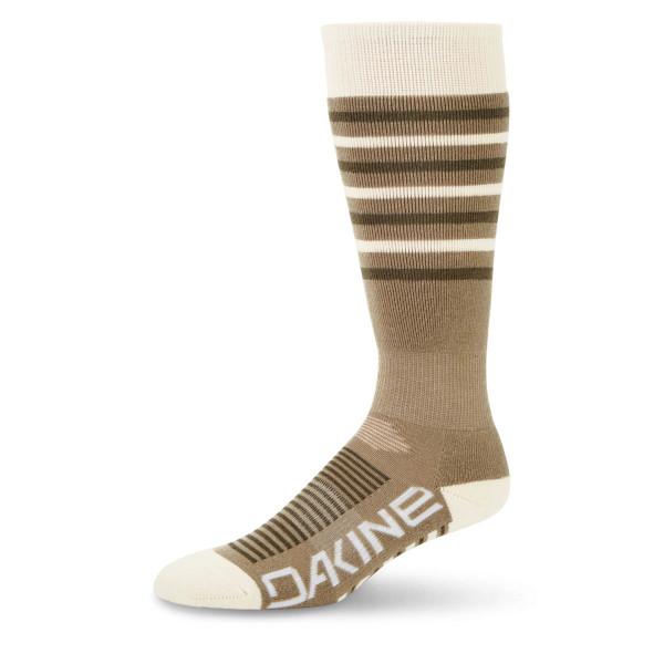 Dakine Womens Summit Sock Damen Ski- Snowboard Socken Stone