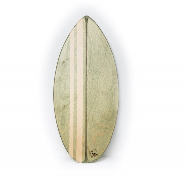 Bredder Mundaka Shorty Balance Board inkl. Rolle