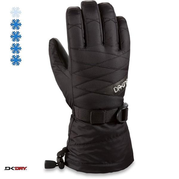 Dakine Tahoe Glove Damen Ski- / Snowboard Handschuhe Black