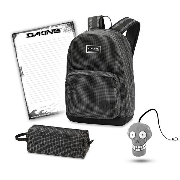 Dakine 365 Pack 30L + Accessory Case + Harry + Block Schulset Rincon