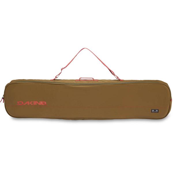 Dakine Pipe Snowboard Bag 157 cm Snowboard Boardbag Dark Olive / Dark Rose