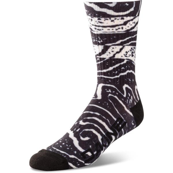 Dakine Booker Sock Socken Lava Tubes - One Size