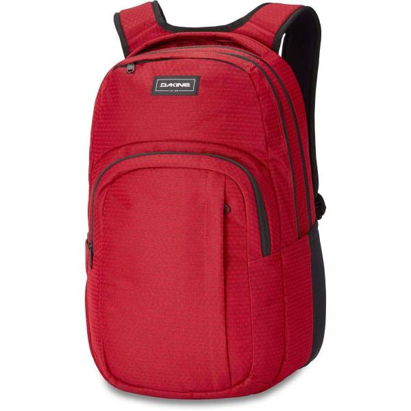 Dakine Campus L 33L Rucksack mit Laptopfach Crimson Red