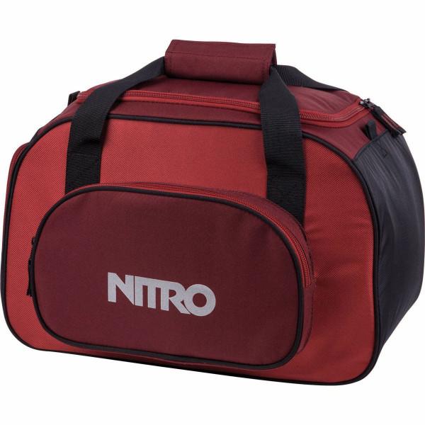 Nitro Duffle Bag Xs 35L Sporttasche Chilli