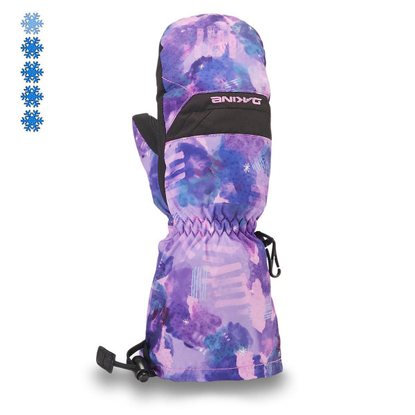 Dakine Yukon Mitt Kinder Ski- / Snowboard Handschuhe Fäustlinge Purple Storm