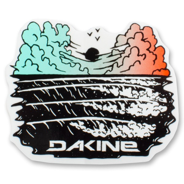 Dakine Sunset Sticker Aufkleber (7.5 x 6 cm)