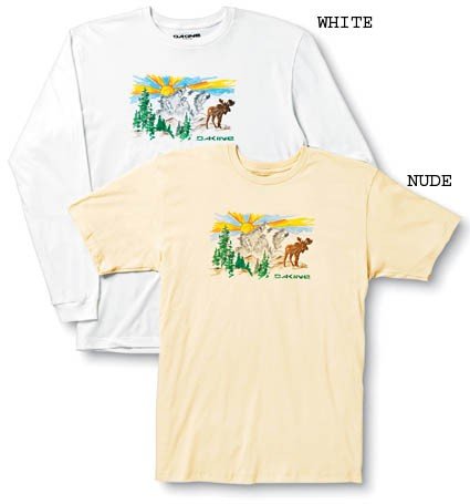 Dakine Long-Sleeve Moose Long-Sleeve Nude--1012564