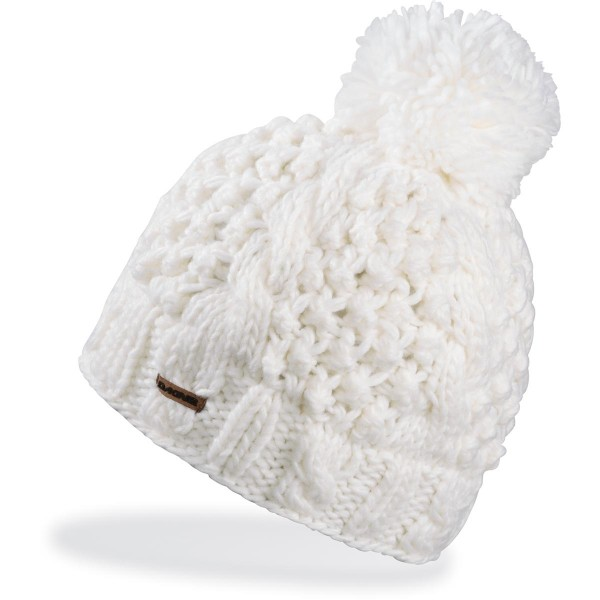 Dakine Mia Damen Bommel Mütze White