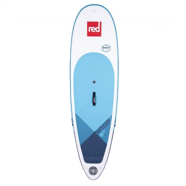 RED SUP Board WHIP 8'10'' x 29'' x 4'' MSL mit HP Pumpe & RSS - SUP Board aufpumpbar