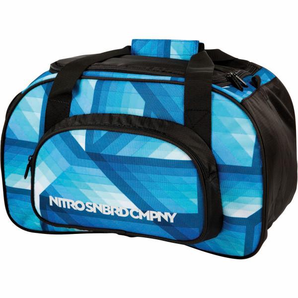 Nitro Duffle Bag Xs 35L Sporttasche Geo Ocean