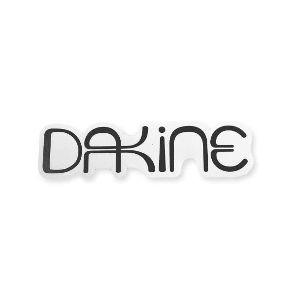 Dakine Lulu Medium Aufkleber Black (17 x 5 cm)