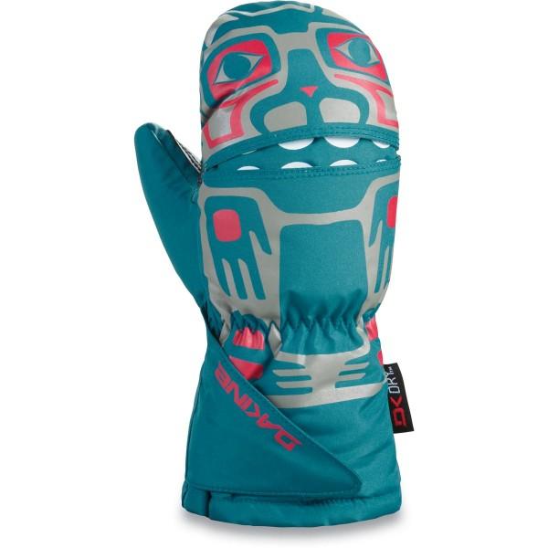 Dakine Scrambler Mitt Kleinkinder Ski- / Snowboard Handschuhe Fäustlinge Bear II