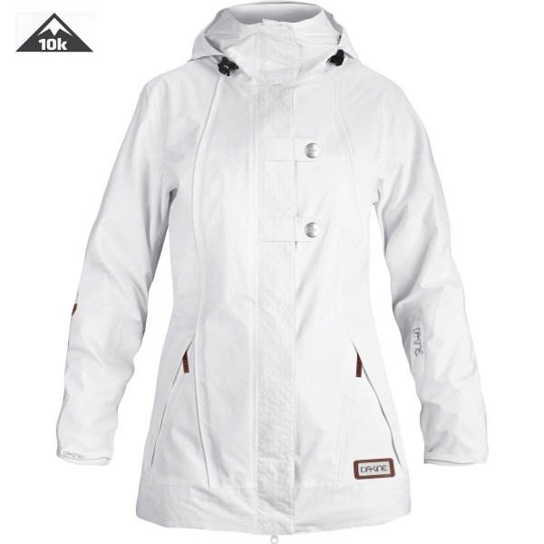 Dakine Womens Helena Jacket Damen Ski- / Snowboard Jacke White