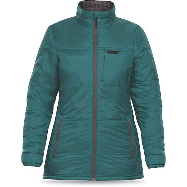 Dakine Womens Pinebrook Jacket gefütterte Funktionsjacke Slate Teal