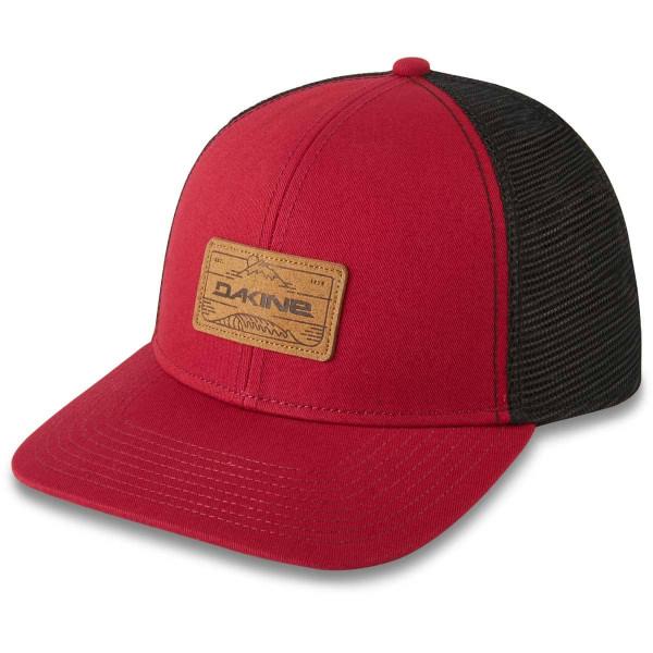 Dakine Peak To Peak Trucker Cap Deep Red