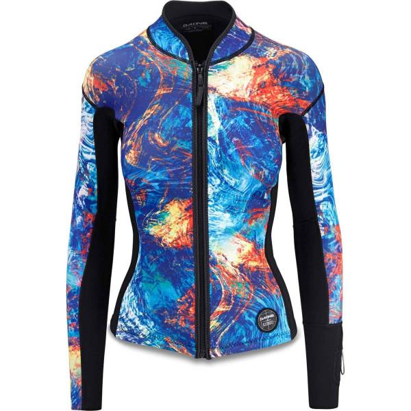 Dakine Women's Mission 1 MM Jacket L/S Damen Lycra Kassia Elemental