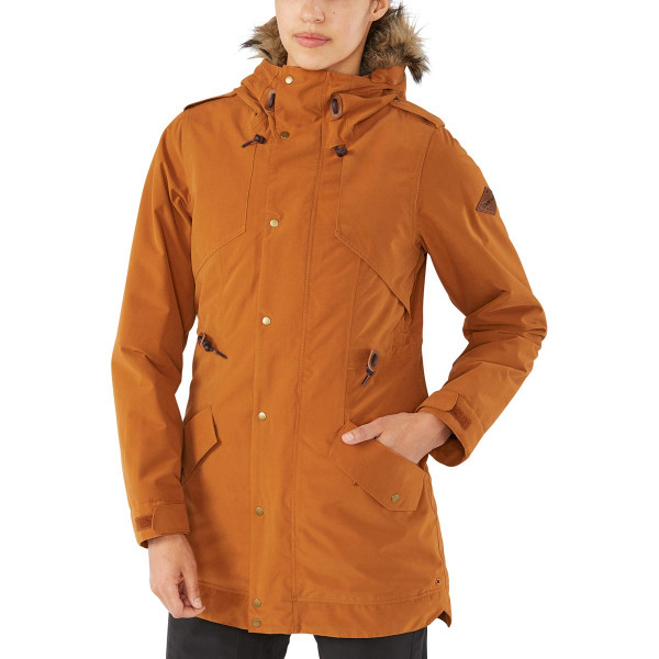 Dakine Brentwood Jacket Damen Ski- / Snowboard Jacke Ginger