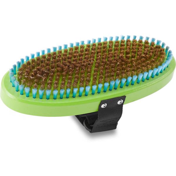 Dakine Premium Oval Brass Brush Werkzeug Green