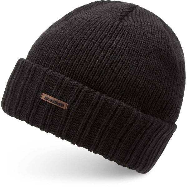 Dakine Harvey Mütze Black Solid